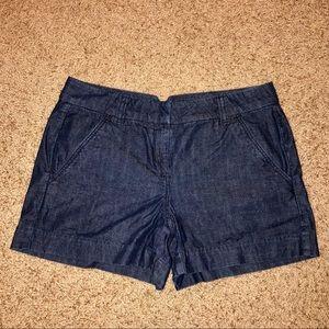 The LOFT Denim Shorts